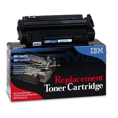 IBM LASERJET 1300 TONER BLACK 4K